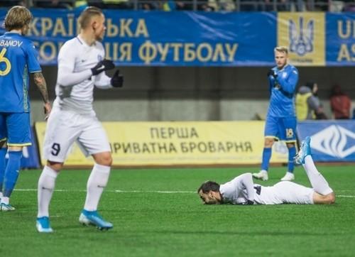 Эстонские СМИ: «Больно! Эстония проиграла Украине на последних секундах»