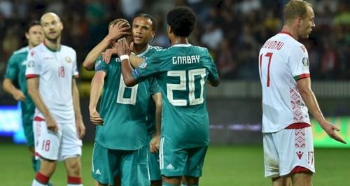Германия – Беларусь. Прогноз и анонс на матч отбора Евро-2020