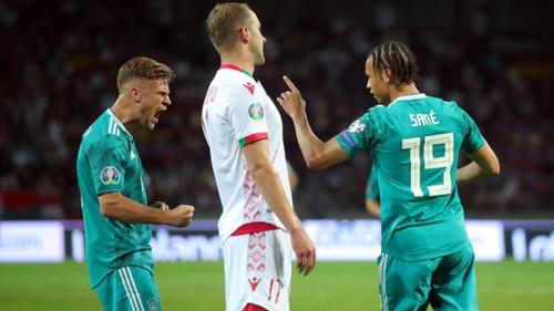 Германия – Беларусь. Где смотреть онлайн матч отбора на Евро-2020