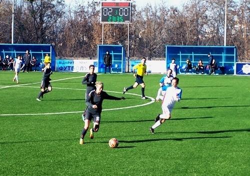 Матчем в Харькове завершилась первая часть женского чемпионата страны