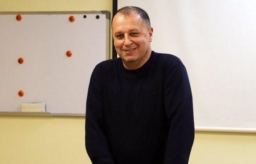 ФОТО. Вернидуб провел первую тренировку в солигорском Шахтере
