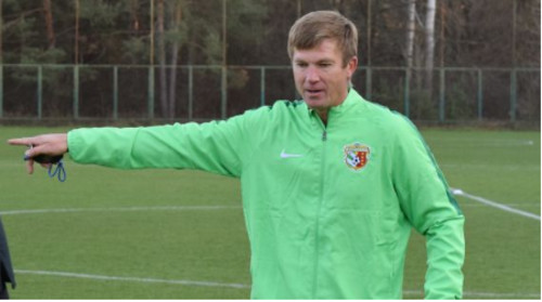 Юрий МАКСИМОВ: «Ворскла – команда с именем. Год назад в Лиге Европы играла»