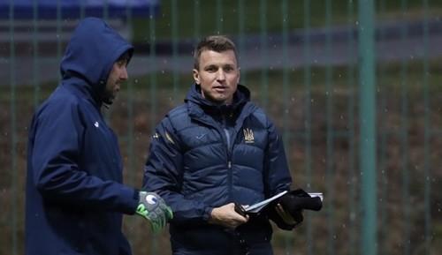 Украина U-21 - Дания U-21: Русин и Цитаишвили - лучшие у хозяев