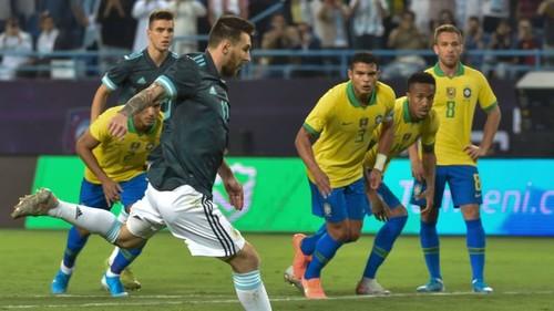 Бразилия – Аргентина – 0:1. Как забил Месси. Видео гола и обзор матча