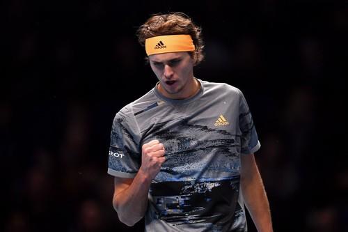 Стали известны пары полуфиналов Итогового турнира ATP