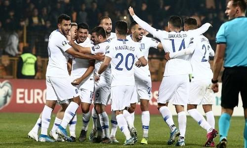 Армения – Греция – 0:1. Видео гола и обзор матча