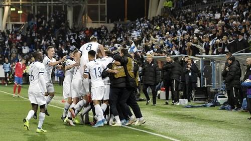 Финляндия – Лихтенштейн – 3:0. Видео голов и обзор матча
