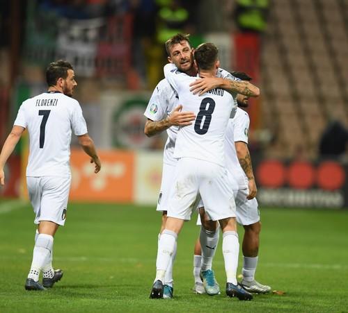 Італія здобула 9-ту перемогу поспіль в кваліфікації Євро-2020