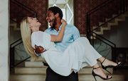 Экс-форвард Шахтера взял в жены модель из России