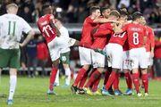 Швейцария – Грузия – 1:0. Видео гола и обзор матча