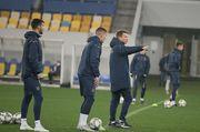 U-21: Чеберко, Конопля и Цитаишвили не сыграют с Азербайджаном