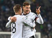 Германия – Беларусь – 4:0. Видео голов и обзор матча