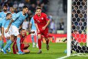 Израиль – Польша – 1:2. Видео голов и обзор матча