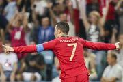 ВИДЕО. Роналду забив 99-й гол за збірну Португалії