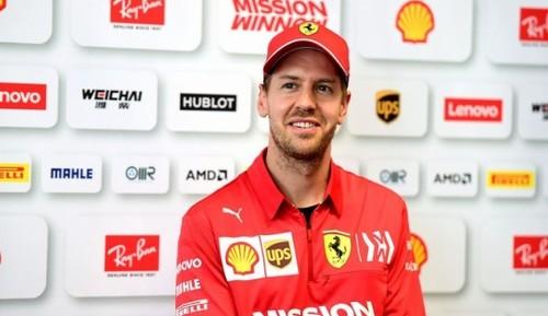 Себастьян ФЕТТЕЛЬ: «Планирую остаться в Ф-1 после сезона-2020»