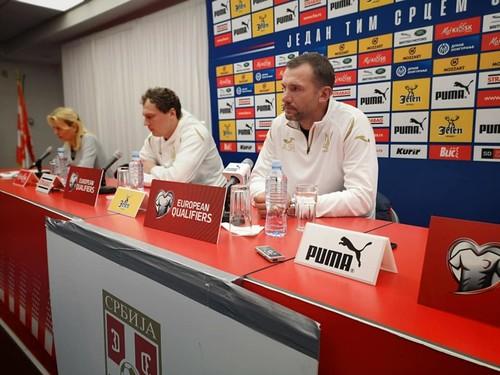 Андрей ШЕВЧЕНКО: «Для Украины это важный матч с точки зрения жеребьевки»