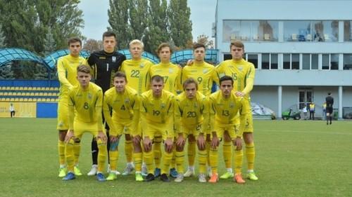 Украина U-19 сыграла вничью и продолжает борьбу в отборе Евро-2020