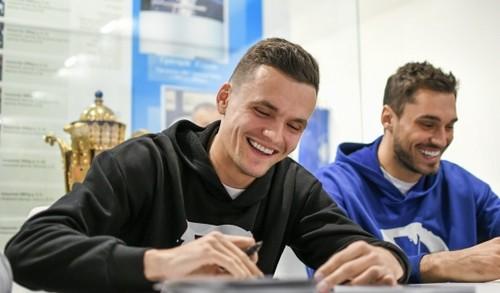АНДРИЕВСКИЙ: «Самый яркий момент карьеры - дебют за сборную Украины»