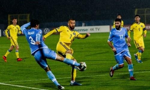 Сан-Марино – Казахстан – 1:3. Видео голов и обзор матча