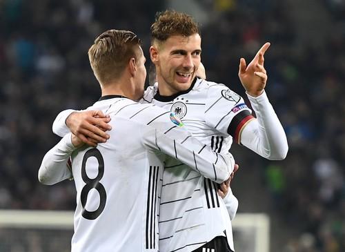 Група C. Германия крупно обыграла Беларусь