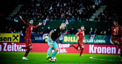 Группа G. Победа Польши, Австрия вышла на Евро-2020
