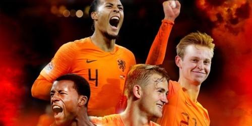 Хорватия, Германия и Голландия пополнили список участников Евро-2020