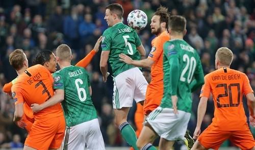 Северная Ирландия – Нидерланды – 0:0. Обзор матча
