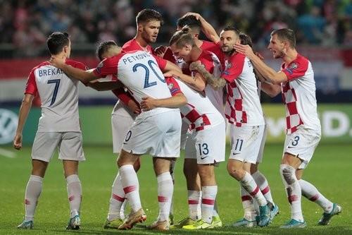 Хорватия – Словакия – 3:1. Видео голов и обзор матча