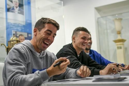 Карлос ДЕ ПЕНА: «Моя мечта — играть за сборную Уругвая»