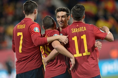 Видео трансляция запись сша испания футбол
