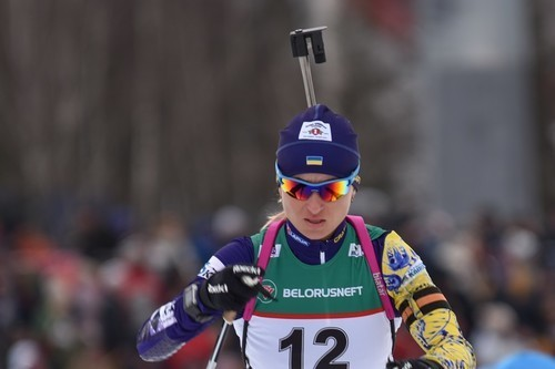 Шушен-2019. Валя Семеренко финишировала седьмой в масс-старте
