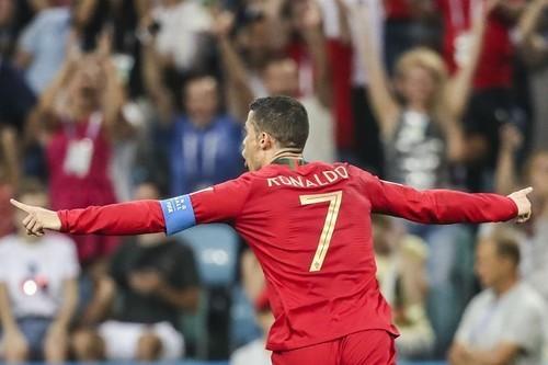 ВИДЕО. Роналду забил 99-й гол за сборную Португалии