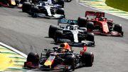 Ферстаппен выиграл безумную гонку в Бразилии, позор Феррари, подиум Гасли