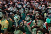 ВИДЕО. Как болельщики Ирака ярко отпраздновали победу над Ираном