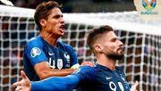 Албания – Франция – 0:2. Видео голов и обзор матча