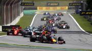 Что случилось на Гран-при Бразилии? Феттель vs Леклер, Сайнс, Гасли и Макс