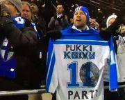 ВИДЕО. Такого никогда не было! Как Финляндия празднует выход на Евро-2020