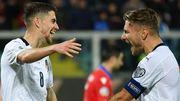 Италия – Армения – 9:1. Видео голов и обзор матча