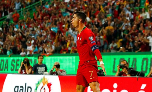 Люксембург – Португалия – 0:2. Видео голов и обзор матча