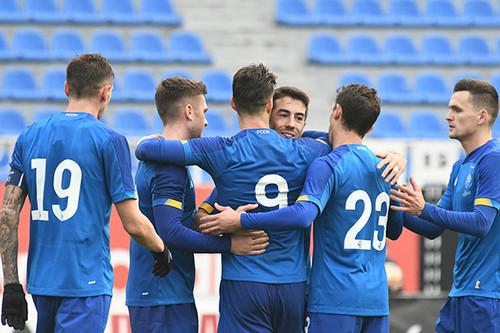 Динамо Киев - Оболонь-Бровар-2 - 5:0. Видео голов и обзор матча