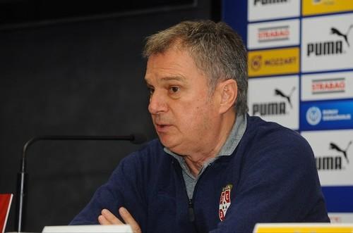 Тренер Сербии: «Украина справедливо выиграла нашу группу»