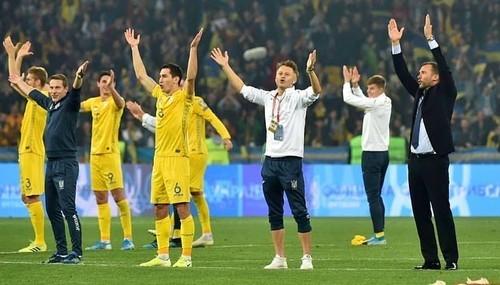 УЄФА може спустити Україну в 2-й кошик при жеребкуванні Євро-2020