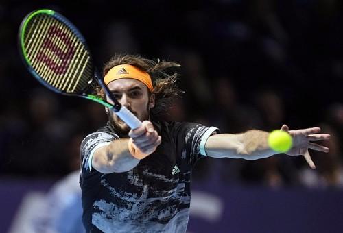 Ціціпас виграв Підсумковий турнір ATP