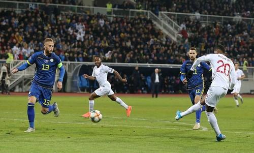 Косово – Англия – 0:4. Видео голов и обзор матча