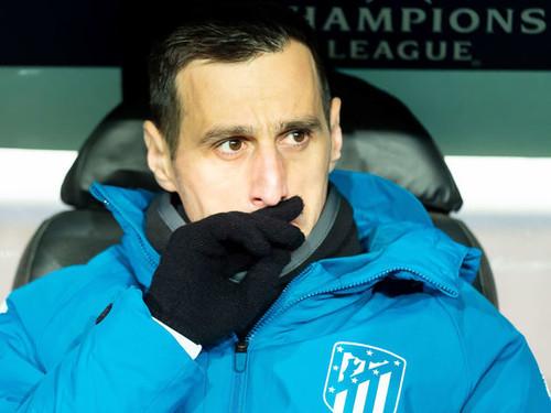 Рома хочет досрочно вернуть Калинича в Атлетико из аренды