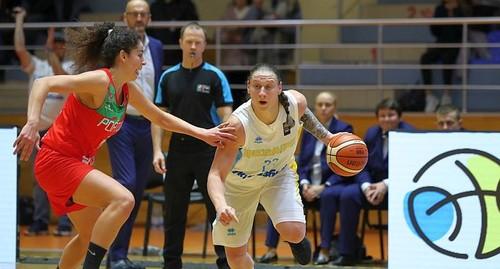 Алина Ягупова – лидер по очкам в отборе на чемпионат Европы