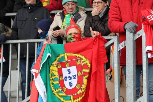 Карикатура. Сборная Португалии пробилась на ЕВРО-2020