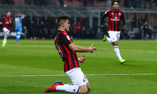 Кшиштоф ПЕНТЕК: «Могу уйти из Милана за €60-70 миллионов»