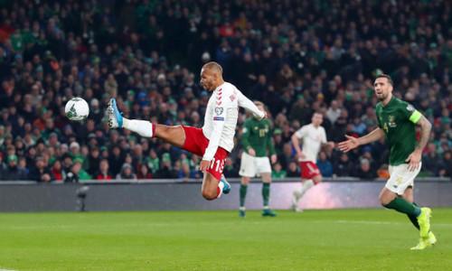 Группа D. Швейцария и Дания вышли на Евро-2020