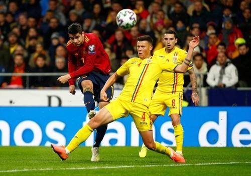 Испания – Румыния – 5:0. Видео голов и обзор матча